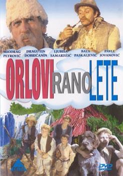 ORLOVI RANO LETE – EAGLES FLY EARLY, 1966 SFRJ (DVD), adriamedia